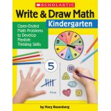 Write & Draw Math, Grade K