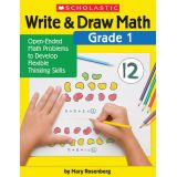 Write & Draw Math, Grade 1