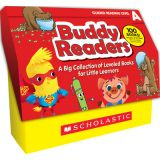 Buddy Readers Classroom Set, Level A
