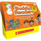 Buddy Readers Classroom Set, Level D