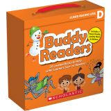 Buddy Readers Parent Pack, Level D