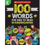 100 Words for Kids to Read, Grade K