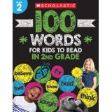 100 Words for Kids to Read, Grade 2