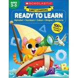Early Learning: Ready to Learn Workbook