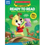 Early Learning: Ready to Read Workbook