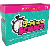 5-Minute Science, Grades 1-3