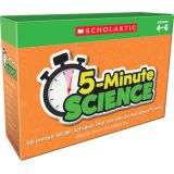 5-Minute Science, Grades 4-6