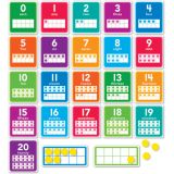 0–20 Numbers Bulletin Board Set