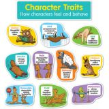 Character Traits Bulletin Board Set