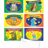 Classroom Awards Postcards