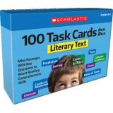 100 Task Cards in a Box: Literary Text