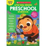 Little Skill Seekers: Preschool Workbook