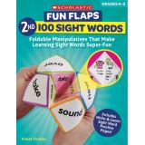 Fun Flaps: 2nd 100 Sight Words