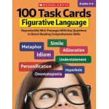 100 Task Cards, Figurative Language