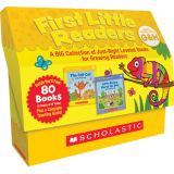 First Little Readers: Guided Reading Levels G & H (Classroom Set)
