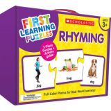 First Learning Puzzles: Rhyming