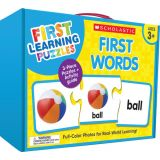 First Learning Puzzles: First Words