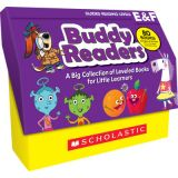 Buddy Readers: Levels E & F (Classroom Set)