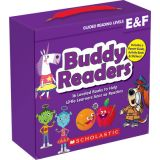 Buddy Readers: Levels E & F (Parent Pack)