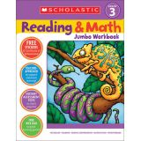 Reading & Math Jumbo Workbook: Grade 3
