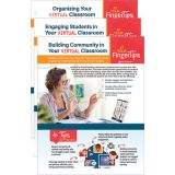 Virtual Classroom Basics At Your Fingertips 3-Guide Set