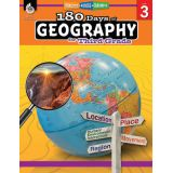 180 Days of Geography, Grade 3