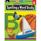 180 Days of Spelling & Word Study, Grade K