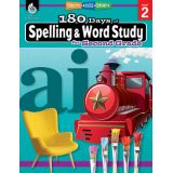 180 Days of Spelling & Word Study, Grade 2