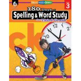 180 Days of Spelling & Word Study, Grade 3