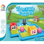 Three Little Piggies™ Deluxe Preschool Puzzle Game