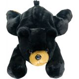 Sootheze Plush Therapy, Black Bear, 10
