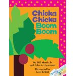 Carry Along Book & CD, Chicka Chicka Boom Boom