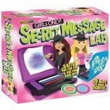 Smart Lab Girl's Only! Secret Message Lab