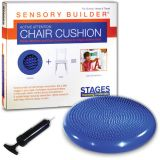 Sensory Builder® Active Attention Chair Cushion, Blue