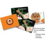 Photographic Memory Matching Game, Pets