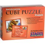 Protein Cube Puzzle