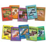 Photographic Memory Matching Games, Set of all 10