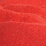 Sandtastik® Classic Colored Sand, Red, 25 lbs.
