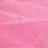Sandtastik® Classic Colored Sand, Pink, 25 lbs.