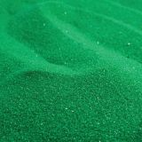 Sandtastik® Classic Colored Sand, Emerald Green, 25 lbs.