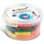 Primo Triangle Crayons, 30-pack Tub