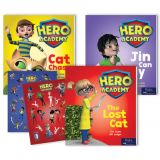 Hero Academy Leveled Readers, Grade PreK (NP)