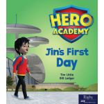 Hero Academy Leveled Readers, Grades PreK-K (NP-40L)
