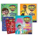 Hero Academy Leveled Readers, Grades 1-2 (350L-480L)