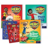 Hero Academy Leveled Readers, Grades 1-2 (490L-510L)