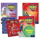 Hero Academy Leveled Readers, Grades 2-3 (570L)