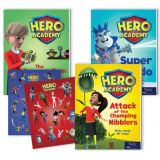 Hero Academy Leveled Readers, Grades 2-3 (580L)