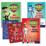 Hero Academy Leveled Readers, Grade 3 (590L)