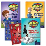 Hero Academy Leveled Readers, Grade 3 (610L)