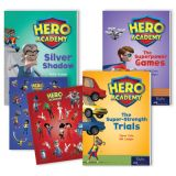 Hero Academy Leveled Readers, Grade 3 (620L)